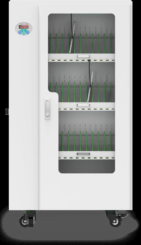 移动充电柜 充电安全,快速可靠