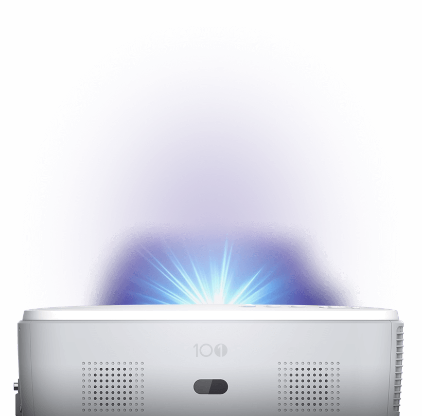 101超短焦投影仪