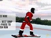 疯狂滑雪 Crazy Snowboard游戏视频