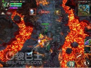 ...  》.游戏的玩法与pc上的网络游戏《   混沌与秩序:英雄   g