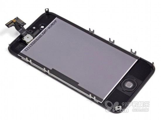 苹果iphone4s完全拆机图解教程