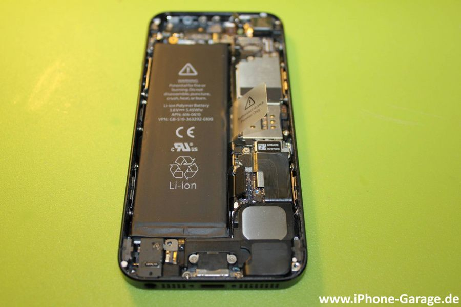 iphone5拆卸多图出炉 纯物料成本仅199美元