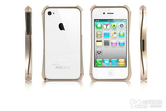 金属锋锐质感 美锋硬派iphone金属边框