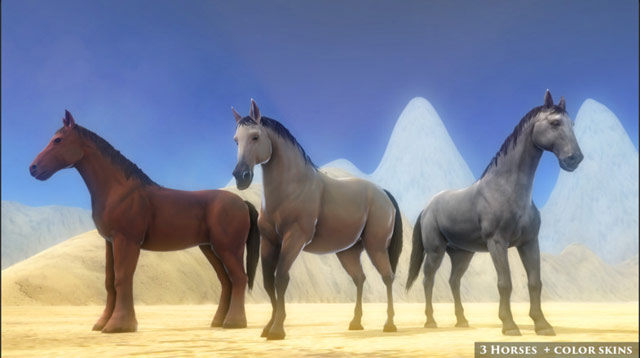 Horse Animset Pro