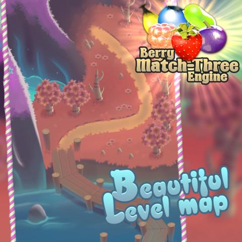 Berry Match-Three
