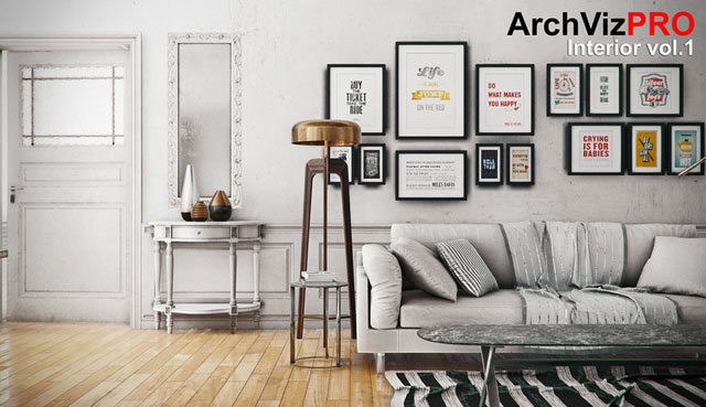 ArchVizPRO Interior Vol.1