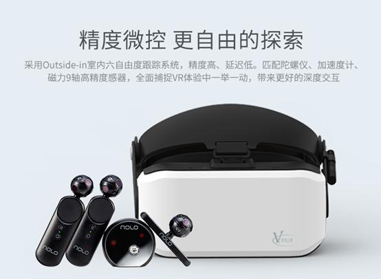 掌网科技星轮V8头盔NOLO版