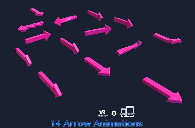 14 Arrow Animations