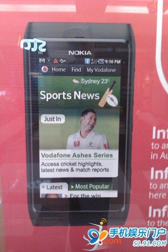N8能干啥? 它能跑Android2.2