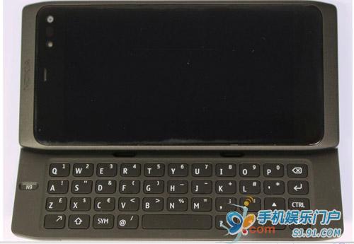 诺基亚N950拆解图 搭载1200万像素摄像头