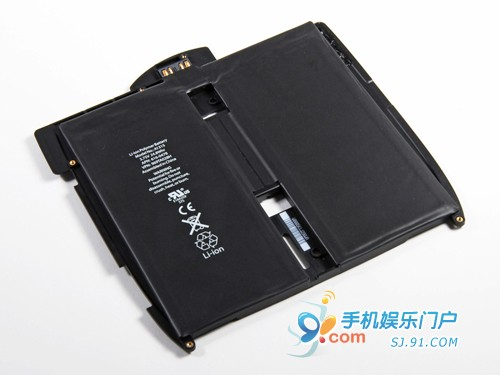 传ipad 2电池现瑕疵致供应链订单转向