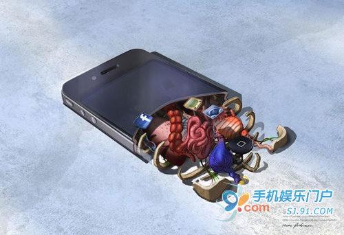 惊人:手机细菌量是马桶盖7倍多