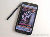 三星将于CES上推黑色版Galaxy Note II